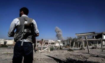 Paliaubos Sirijoje