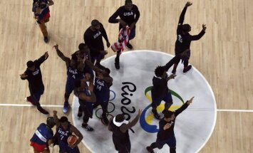 Rio2016 krepšinio turnyro finalas