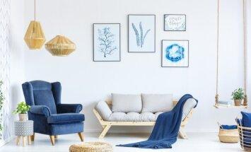 Interjero eksperto patarimai: kaip išsirinkti tinkamiausią apšvietimą namuose