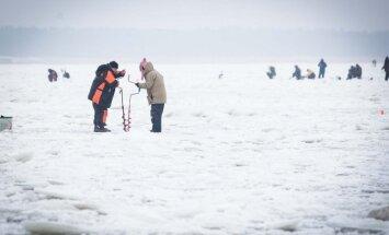 Ką privalu žinoti mėgstantiems žvejybą ant ledo