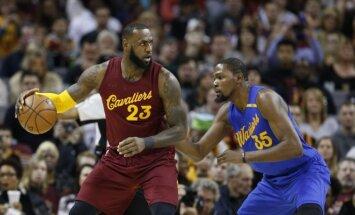 NBA,  Cavaliers - Warriors