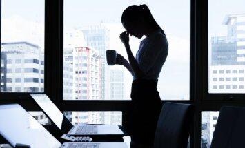 Kaip susiję stresas darbe ir mirties laikas