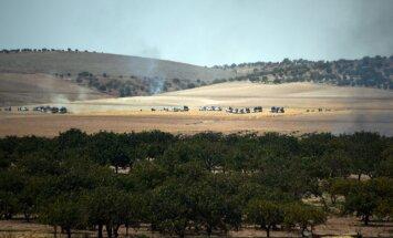 Džarabulo miestas išlaisvintas iš Islamo valstybės kovotojų kontrolės