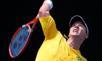R. Berankis įveikė D. Džumhurą ir pateko į teniso turnyro Memfyje ketvirtfinalį