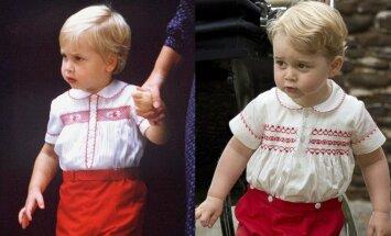 Princas Williamas ir princas George'as