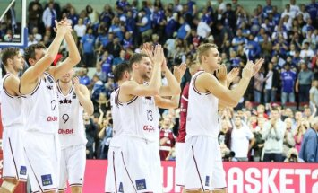 Latvijos vyrų krepšinio rinktinė