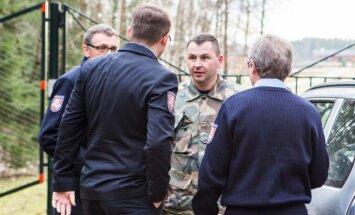 Su J. Borisovu siejama teritorija Trakų rajone