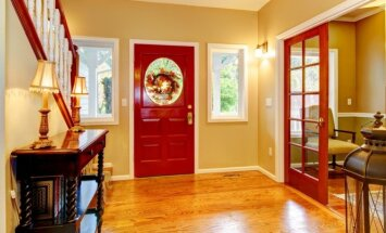 Kaip nebrangiai ir skoningai dekoruoti nedidelius namus kaimišku stiliumi