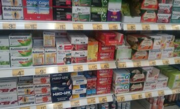 Vaistų ir maisto papildų kainos Lenkijoje