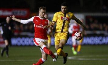Sutton United – Arsenal