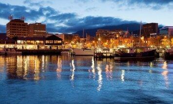 Hobartas, Tasmanija (Australija)