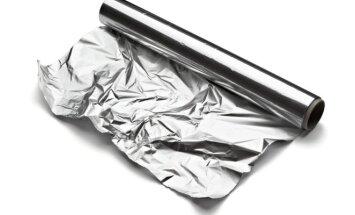 """Naudingi ir netikėti aliuminio folijos panaudojimo būdai <sup style=""""color: #ff0000;"""">2 dalis</sup>"""