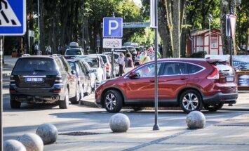 Eismo reguliavimas centrinėje Palangos gatvėje netrukus pasikeis