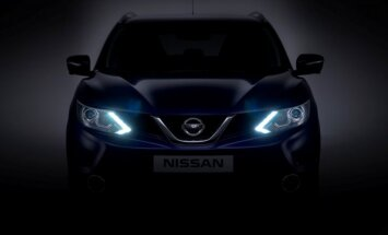 Europoje pirmieji šią funkciją turės Nissan Qashqai