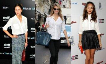Olivia Palermo, Kate Upton, Ashley Madekwe
