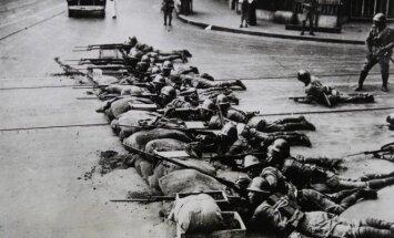 1937-ieji, Šanchajus. Japonijos-Kinijos karinis konfliktas
