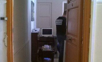 Policijos savanoris žudiko bute