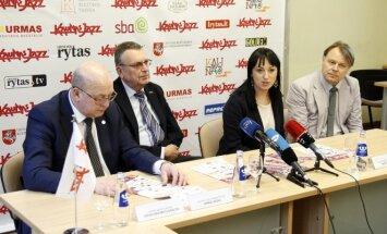 Kaunas Jazz 2016 spaudos konferencija