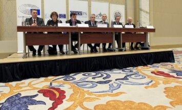 Tarptautiniai Gruzijos rinkimų stebėtojai