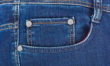 Džinsų kišenė