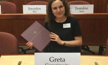 Greta Gerazimaitė