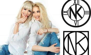Natalija Bunkė, Kristina Ivanova, logotipaiNatalija Bunkė, Kristina Ivanova, logotipai