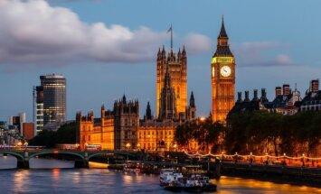 Geriausi barai ant Londono stogų