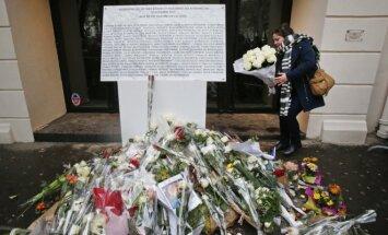 Paryžius mini teroristinių išpuolių metines