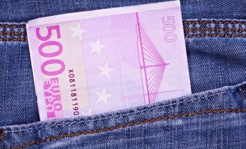 500 Euros note