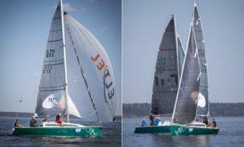 """""""RS-280"""" jachtų klasės """"Match Race"""" varžybos"""