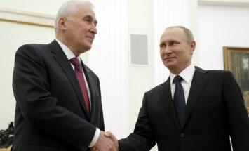 Leonidas Tibilovas, Vladimiras Putinas