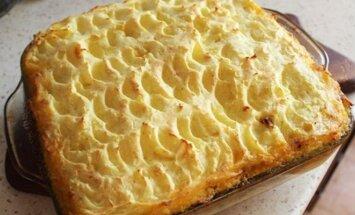 Šepardo arba piemenų pyragas