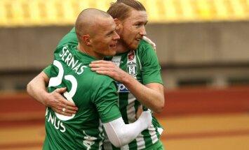 A lyga. Kauno FK Spyris - Vilniaus Žalgiris
