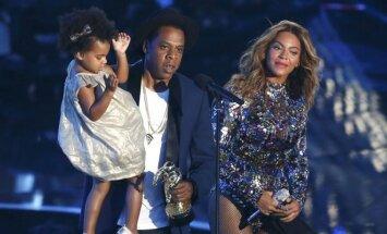 Beyonce, Jay-Z ir Blue Ivy