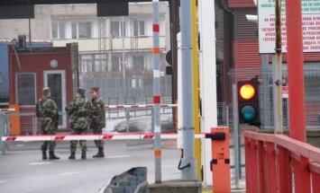 Lithuanian-Russian border