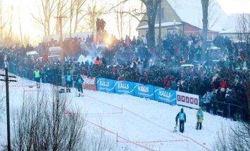 Halls Winter Rally