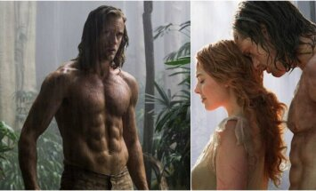 Filmas Tarzanas: džiunglių legenda