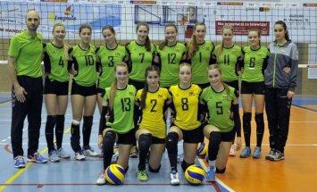 Lietuvos merginų U-17 tinklinio rinktinė