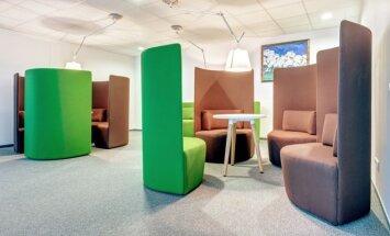 Lietuviško dizaino baldai savo vietą rado NATO būstinėje