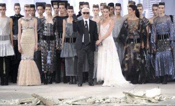 Chanel 2013-2014 m. ruduo ir žiema, aukštoji mada