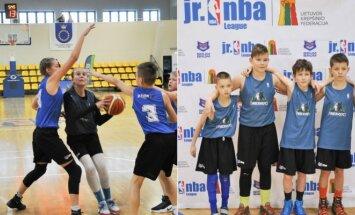 """""""Jr.NBA Lietuva"""" čempionatas"""