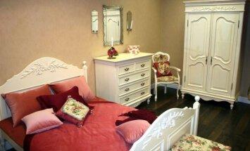 Romantiško miegamojo moterims idėjos
