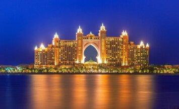 Viešbutis Dubajuje