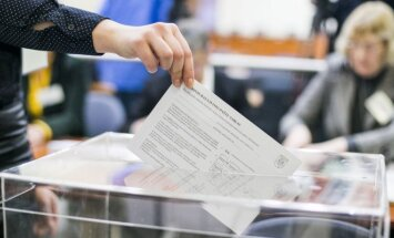 Balsavimas iš anksto savivaldybėje