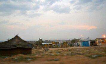 Pietų Sudanas G. Eidimtaitės akimis