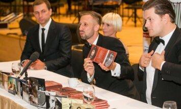 Lino Adomaičio ir Lietuvos valstybinio simfoninio orkestro spaudos konferencija