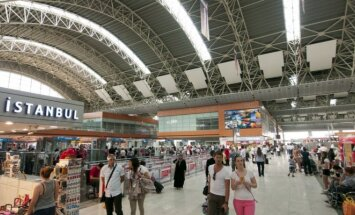 Stambulo oro uostas