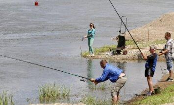 Pirmą kartą Kaune - žvejo ir žuvies dienos paminėjimas