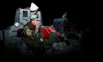 Pasirengimas Mosulo puolimui