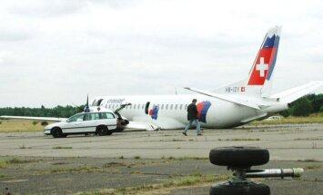 Lėktuvo avarija. Iliustratyvi nuotr.